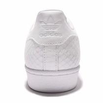 Adidas Superstar Blancas. Talle 7 Y1/2 Usa. Solo Envios