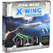 Jogo Base Miniaturas Star Wars X-wing O Despertar Da Força