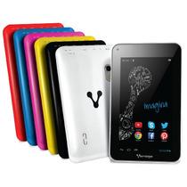 Vorago Tablet 7 Pulgadas 512mb 8gb Android 4.4 Usb Negra