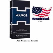 Perfume Kouros Yves Saint Laurent Lacrado Importado Similar