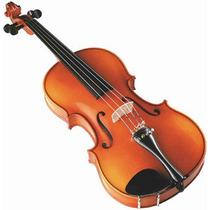 Violin Stradella Mod.1411 Tapa Maciza Estuche Arco Resina