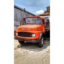 Mb 1113 Toco Carroceria, Dh, Caminhão De Feirante