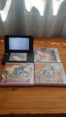 Nintendo 3ds Xl Juegos 160 000 En Mercado Libre