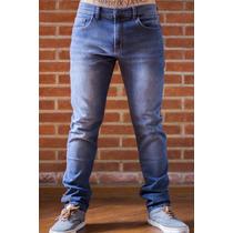 Calça Jeans Masculina Slim Ksa Da Arvore
