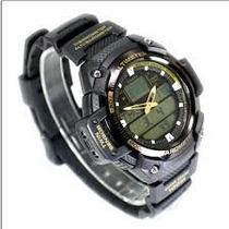 Relojes Casio Sgw 400h-1 Altimetro Barometro Importadora