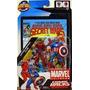 Marvel Universe Comic Pack Capitan America Y Klaw