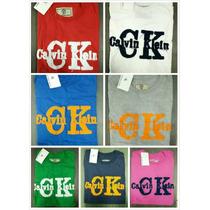 Camisetas Ck Calvin Klein Masculino Importado