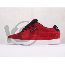 Zapatilla Sex Wax Daga Rojo Skate Unisex Keel Over