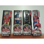 Figuras De Accion Avengers Thor Spiderman Ironman Capitan A,