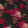 Calaveras - K20 - Skulls & Roses - Ancho 1m