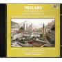 Cd Mozart Missa Brevis (cântico Religioso) Raro Novo Sem Uso