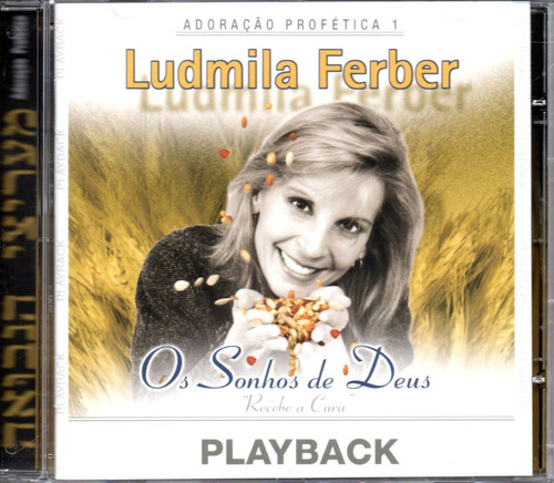 sonhos de deus ludmila ferber playback