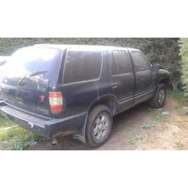 Chevrolet Blaser Chocada Baja Con 04 .sin Motor