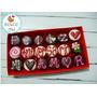 Regalos Personalizados Para Enamorados/ Chocolates/alfajores