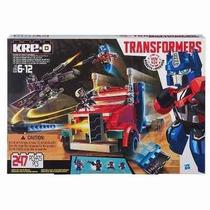 Transformers Kre-o Robots Optimus Prime Caçador 247 Peças