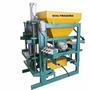 Máquina Para Blocos De Concreto E Pavimentação