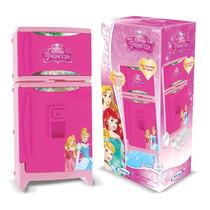 Refrigerador Duplex Princesas Disney Com Som