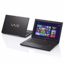 Notebook Sony Svs13125pbb, Intel Core I5