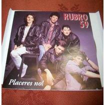 Rubro 59 Placeres Cd Nuevo