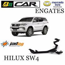 Engates Reboque Hilux Fixo /revovivel Sw4 750 Kg