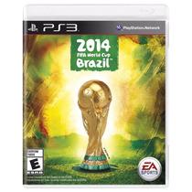 2014 Fifa World Cup Brazil Nuevo Sellado Playstation Ps3