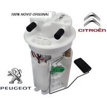 Bomba De Combustivel Com Boia Peugeot 306 1.8 16v 1610077980