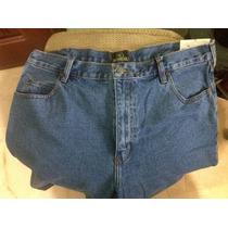 Pantaloneta Bermuda Jean Red Head Talla 38