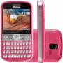 Celular Quadri Chip Philco Phone 230 Desbloqueado Rosa