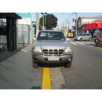 Ford Ranger Xls 2.3 16v 145cv/150cv 4x2 Cd 2004 Prata