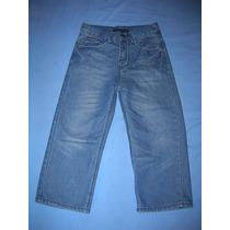 Pantalon Jean Para Niño Talla 8 Usado Buen Estado