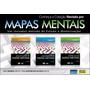 Coleção - Mapas Mentais - P. Concursos Adm. Civil Constituc.
