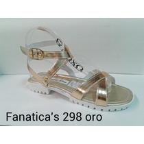 Sandalias De Dama Fanatica´s Shoes Mayor Y Detal
