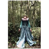 Vestido De Época Elizabeth I