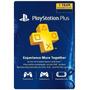 Playstation Plus 12 Meses Membresia Ps4 Ps3 Ps Vita Oferta!