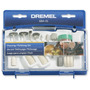 Kit De Accesorios Para Limpiar/pulir 20pzs Dremel 26150684aa
