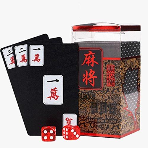Party Bar Juegos De Cartas De Mahjong Tradicionales Chinos E