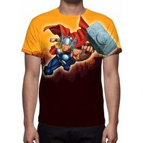 Camisa, Camiseta Thor (quadrinhos) - Estampa Total