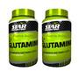 L-glutamina 300 Gr Star Nutrition Amino Recuperador X2
