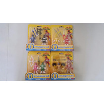 Imaginext Mighty Morphin Power Rangers Set 6 + 2