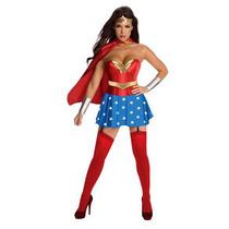 Fantasias Femininas Heroínas Mulher Maravilha Supergirl Thor