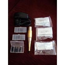 Kit Maquiagem Definitiva E Micropigmentação De Sobrancelhas