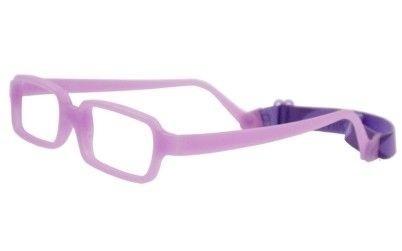 4d833bafc Óculos Infantil Miraflex Flexível New Baby 2 Lilás 5 A8 Anos - R$ 299,90 em Mercado  Livre