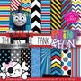 Kit Imprimible Pack Fondos Thomas Y El Tren Clipart