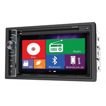 Stereo Doble Din Power Acustic Pd 62h2b Mobilelink Zona Sur