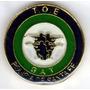 Distintivo Policía Santa Fe Grupotoe Gat