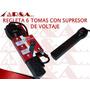 Regleta Omega Dgk 6 Tomas Protector Cortapicos Tienda