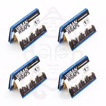 4-pack De Papel De Liar-fumar Urban Wraps, Las Más Discretas