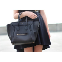 Bolso Celine Luggage Black