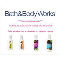 Bath Body Works Mini Cremas De Cartera Visita Victoria´s Sec