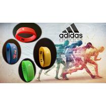 Reloj Digital Adidas Led - Oferta Sport Manilla Gym Bitcoin